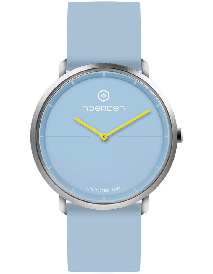 LIFE2 Hybrid Smart Watch Light Blue image 4