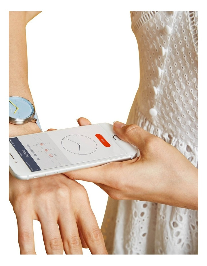LIFE2 Hybrid Smart Watch Light Blue image 7