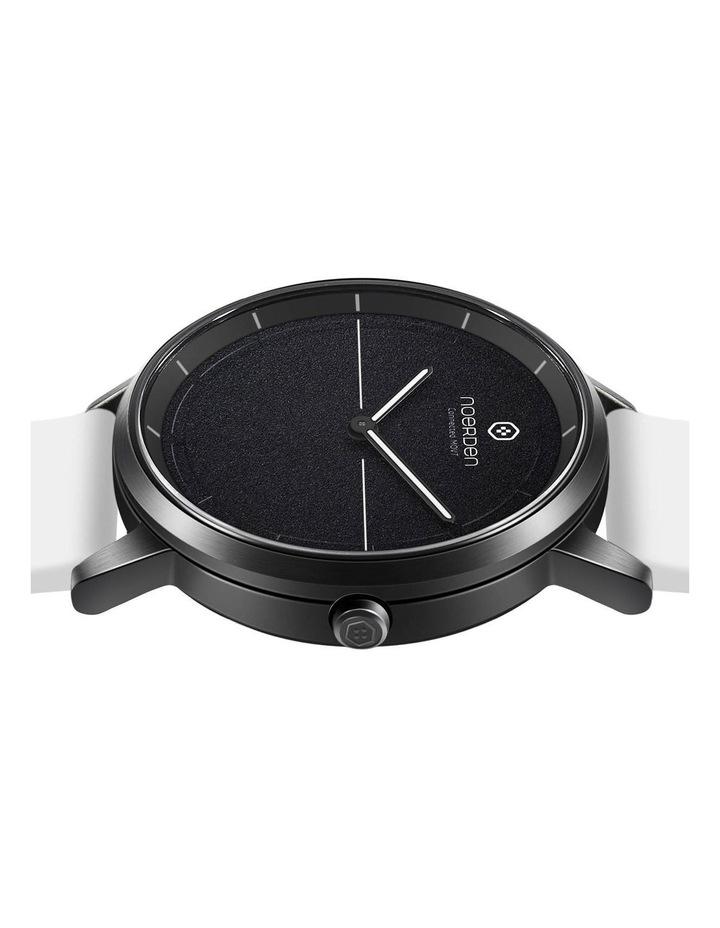 MATE2 Hybrid Smart Watch Black/White image 4