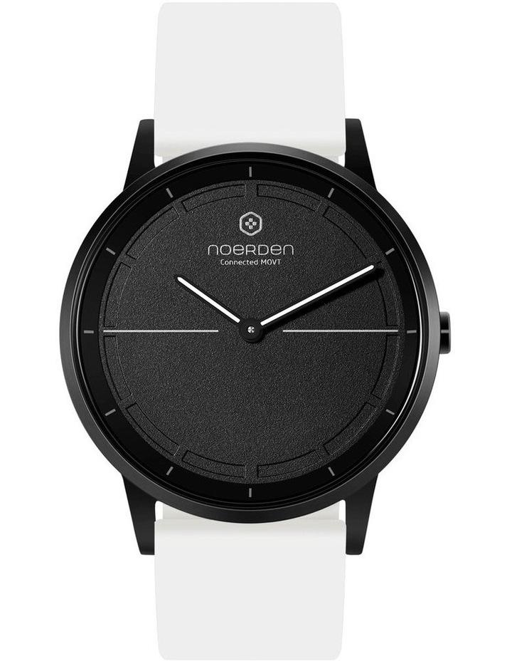 MATE2 Hybrid Smart Watch Black/White image 5