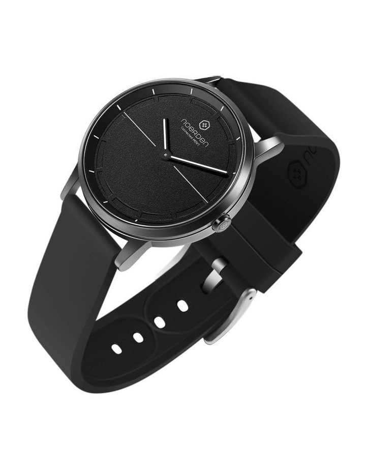 MATE2 Hybrid Smart Watch Black/Black image 3