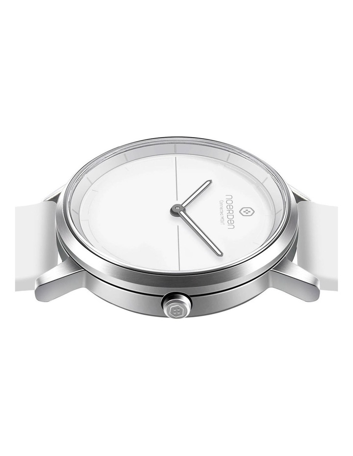 MATE2 Hybrid Smart Watch White/White image 4