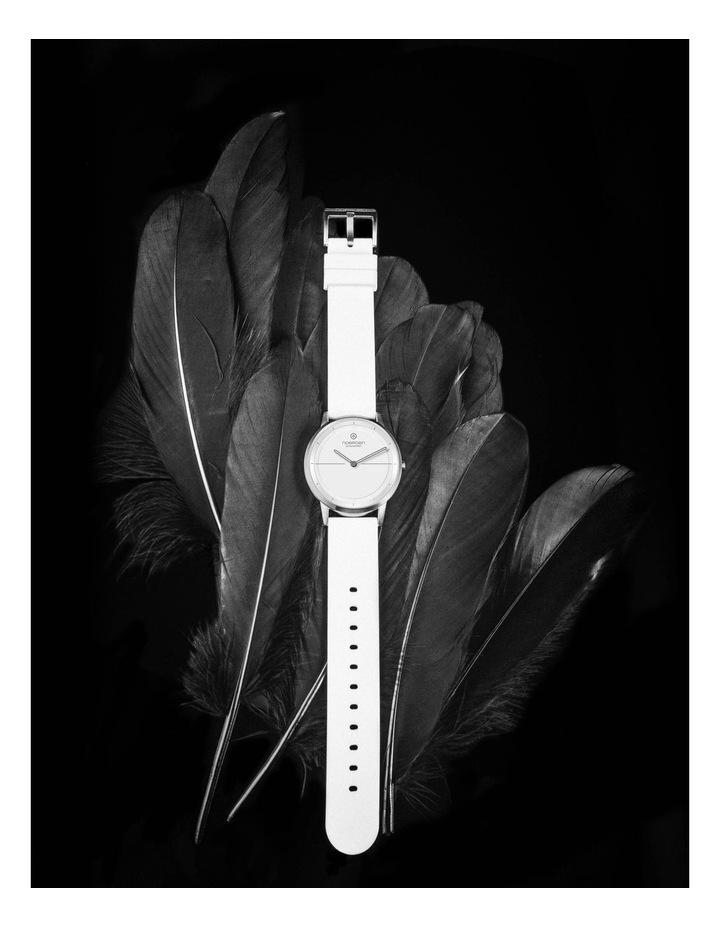 MATE2 Hybrid Smart Watch White/White image 6
