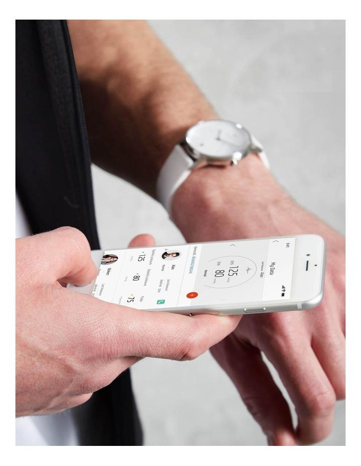MATE2 Hybrid Smart Watch White/White image 7