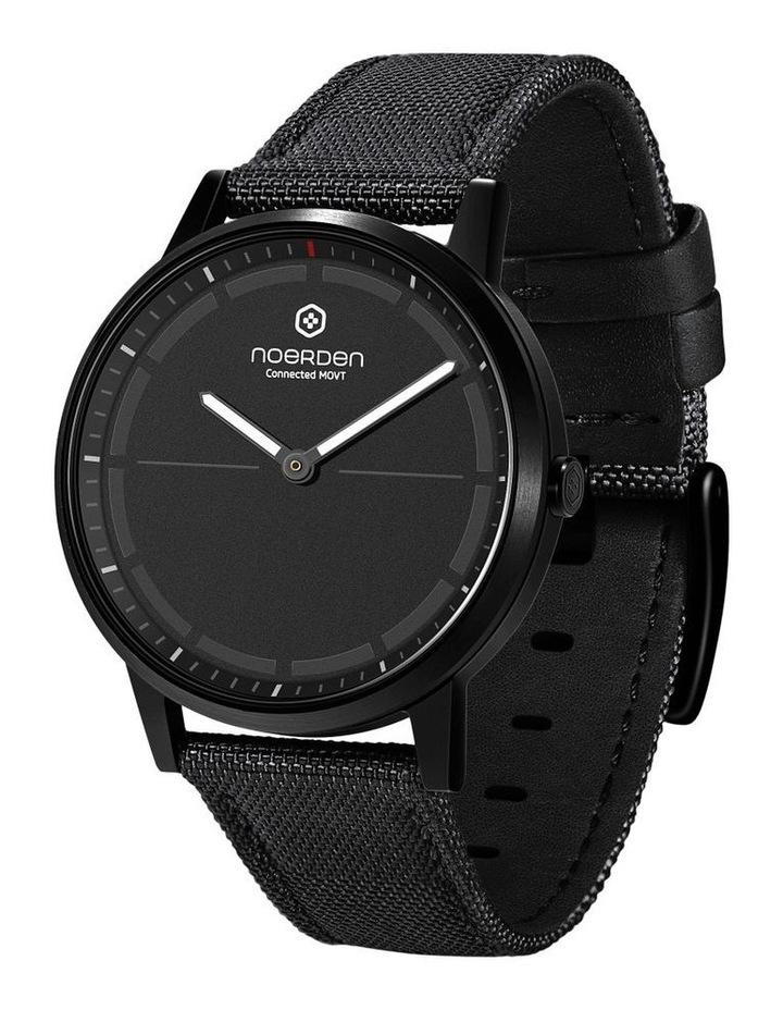 MATE2  Hybrid Smart Watch Black image 1