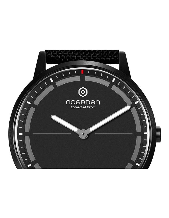 MATE2  Hybrid Smart Watch Black image 5