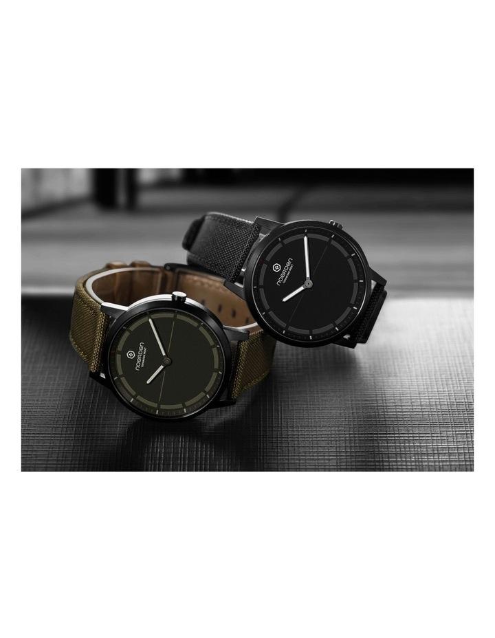 MATE2  Hybrid Smart Watch Black image 6