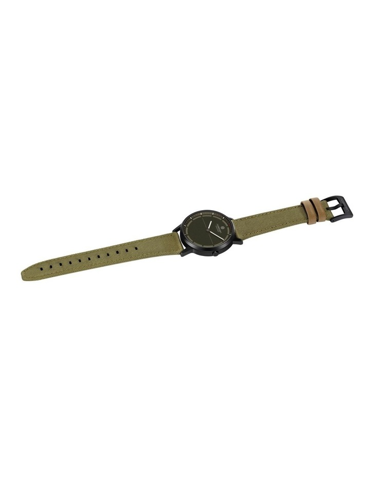 MATE2  Khaki Hybrid Smart Watch image 2