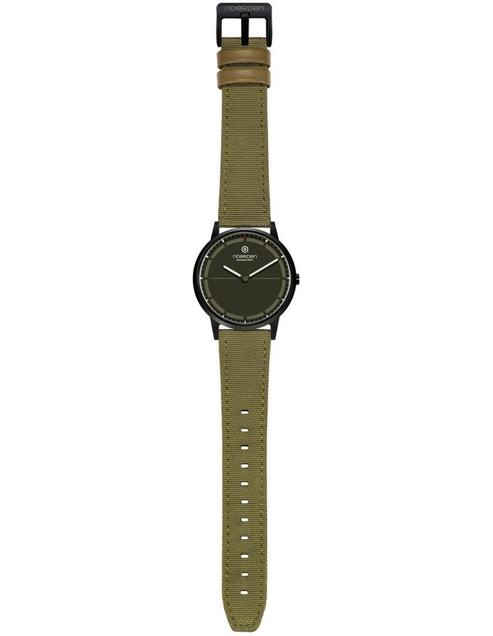 MATE2  Khaki Hybrid Smart Watch image 3