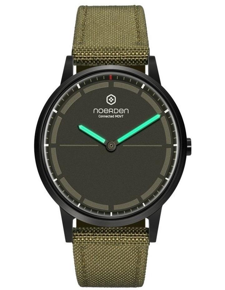MATE2  Khaki Hybrid Smart Watch image 4