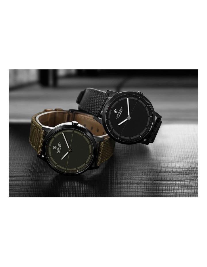 MATE2  Khaki Hybrid Smart Watch image 5