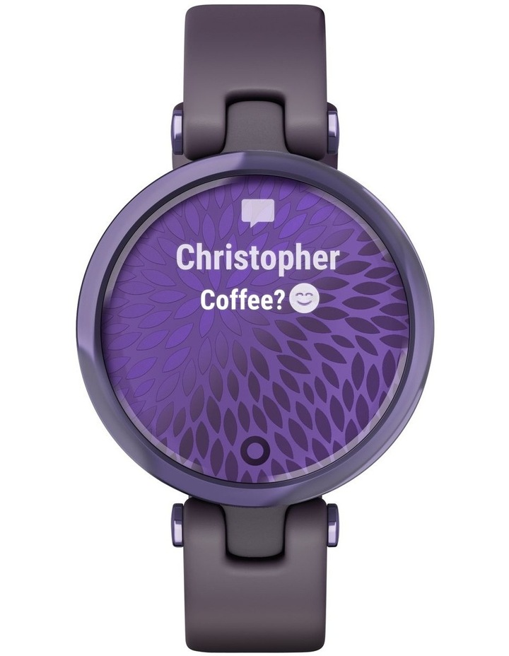 Lily 'Sport Edition' Smartwatch In Purple image 3