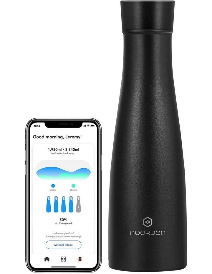 LIZ 480ml Smart Bottle in Black image 6