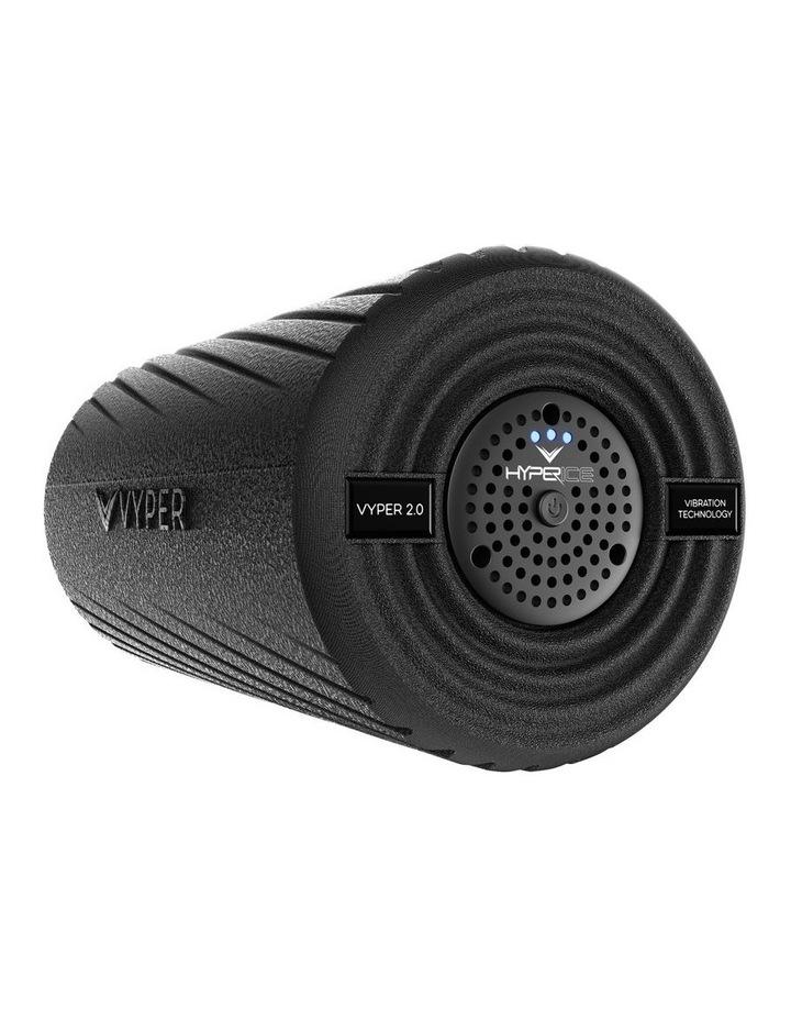 Vyper Vibrating Fitness Roller Black 31000 001-00 image 1