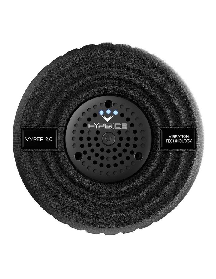 Vyper Vibrating Fitness Roller Black 31000 001-00 image 2