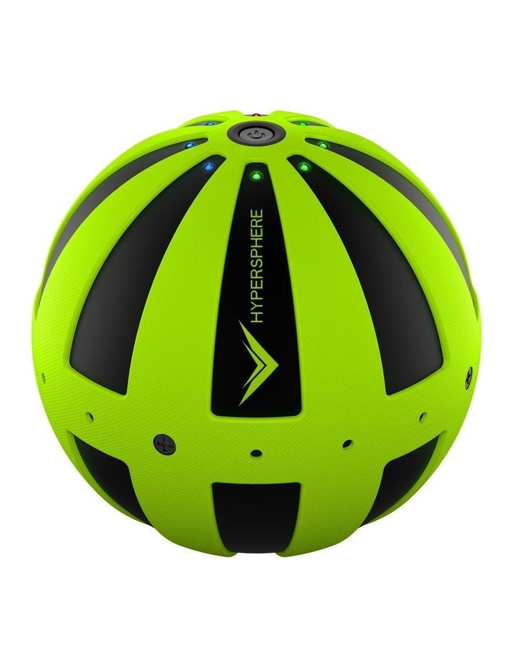 Hypersphere Vibrating Massage Fitness Ball Green 32000 010-00 image 1