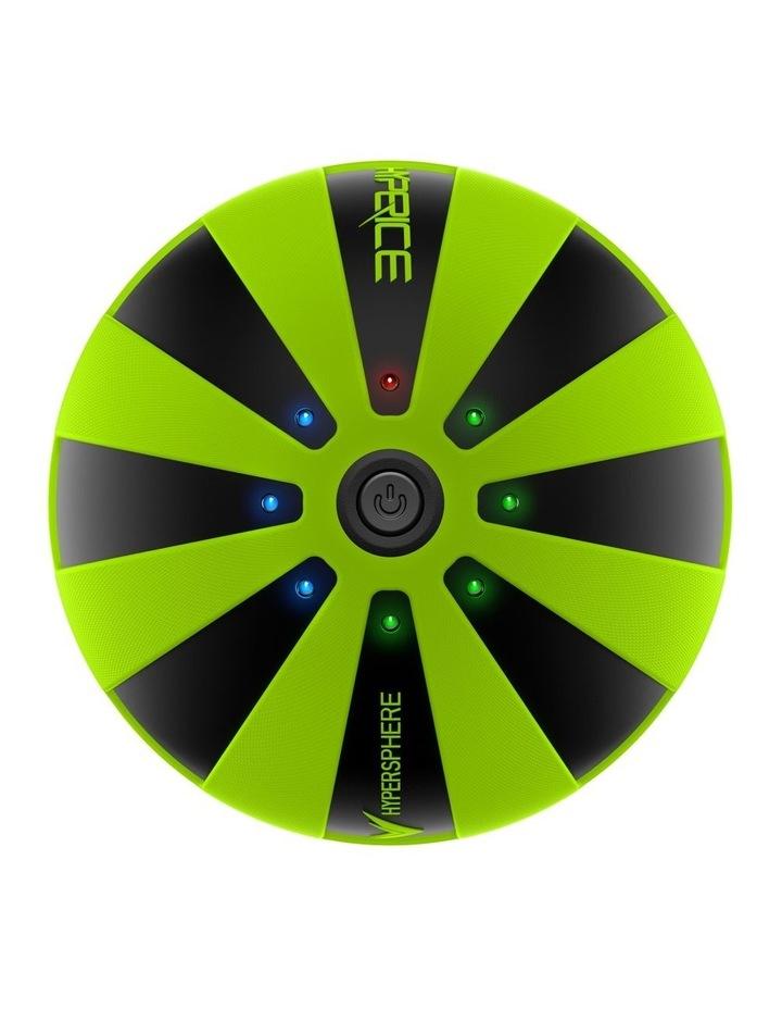 Hypersphere Vibrating Massage Fitness Ball Green 32000 010-00 image 2