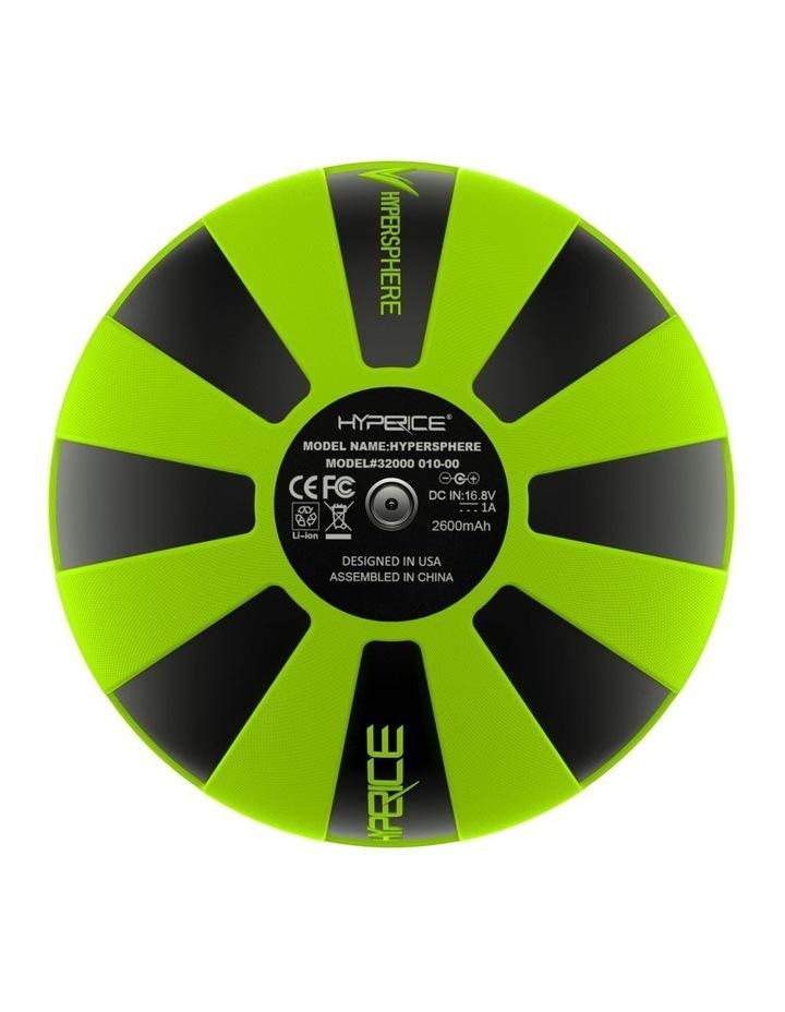 Hypersphere Vibrating Massage Fitness Ball Green 32000 010-00 image 4