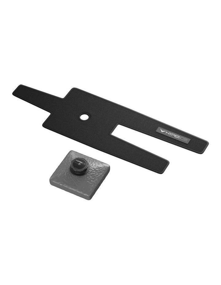 Black Right Shoulder Ice Compression Device 10220 001-00 image 2