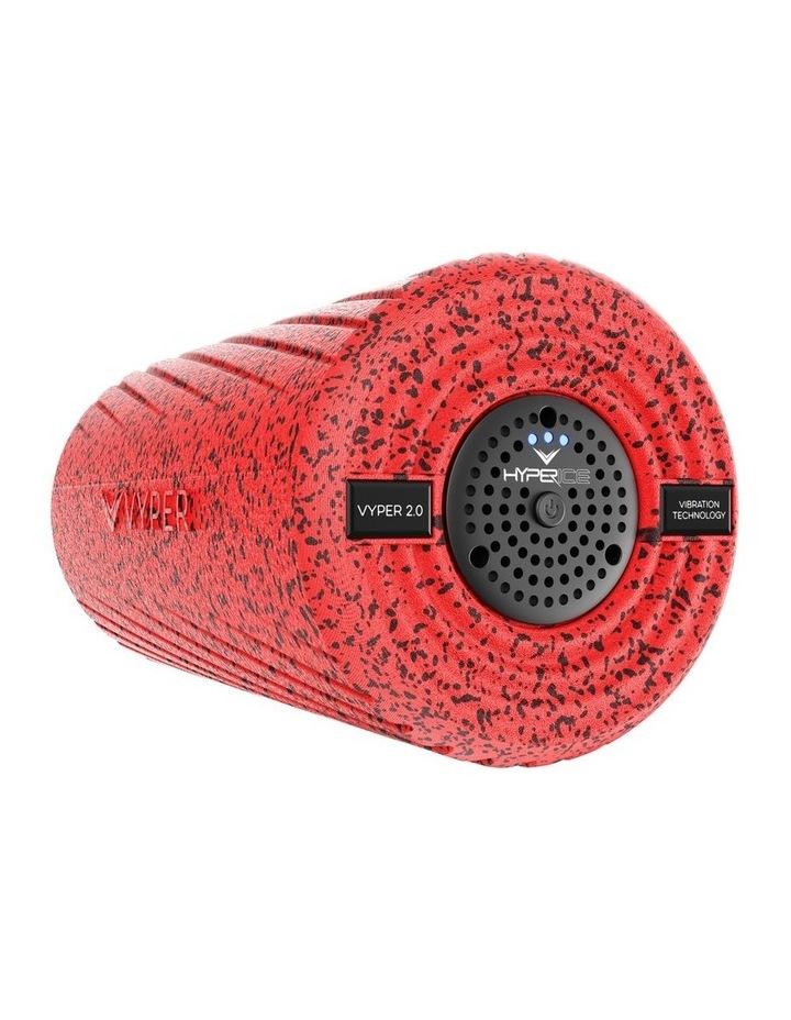 Vyper Red Vibrating Fitness Roller 31000 002-00 image 1