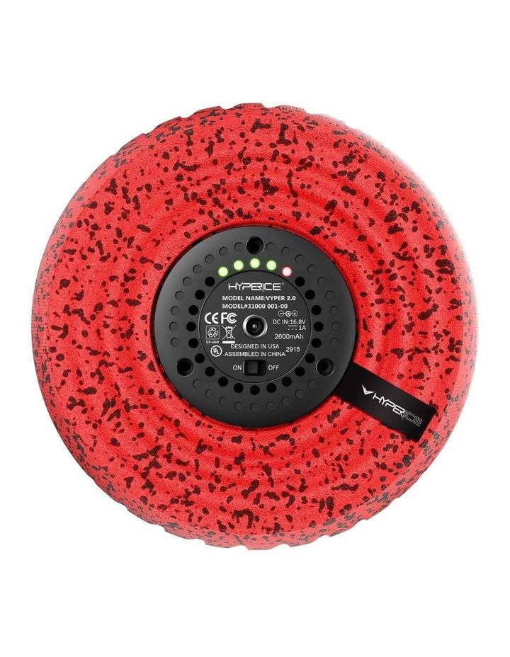 Vyper Red Vibrating Fitness Roller 31000 002-00 image 2