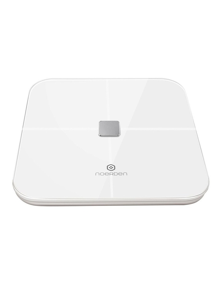 Sensori Smart Body Scale White PNS-0202 image 3