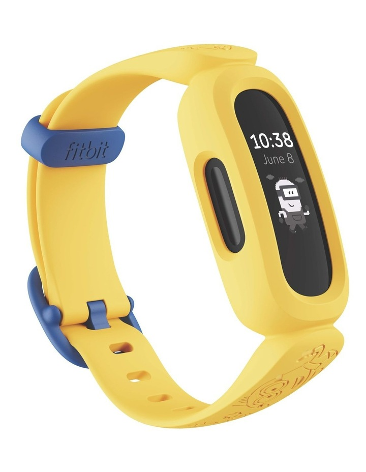 Ace 3 Minions Yellow Tracker For Kids 6  image 1