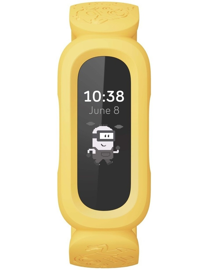 Ace 3 Minions Yellow Tracker For Kids 6  image 3