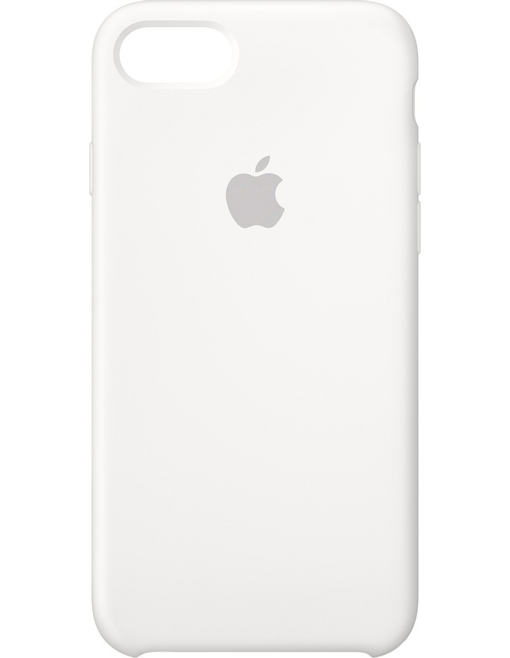 iPhone 7 Silicone Case - White MMWF2FE/A image 1