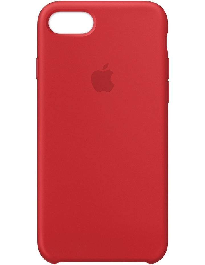 Apple Iphone 8 7 Silicone Case Product Red Myer