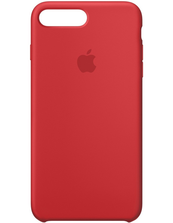 8ac3e0987f1 iPhone 8 Plus   7 Plus Silicone Case - (PRODUCT)RED image 1