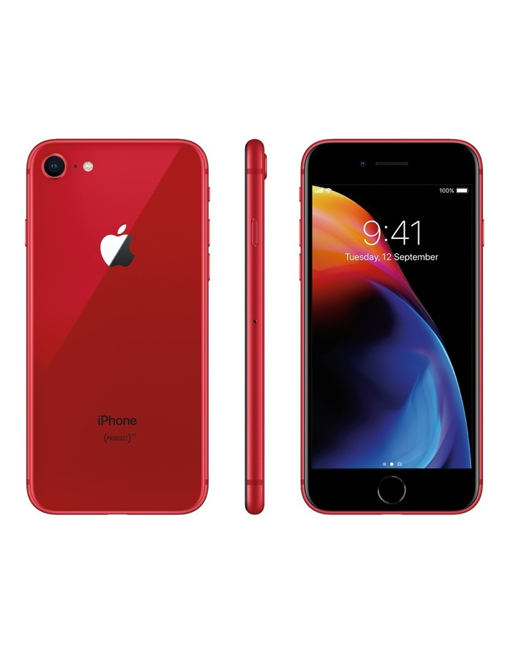 iPhone 8 (Product)Red 64GB - Special Edition image 2