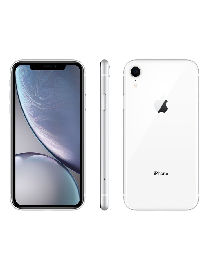 iPhone XR 256GB White image 1