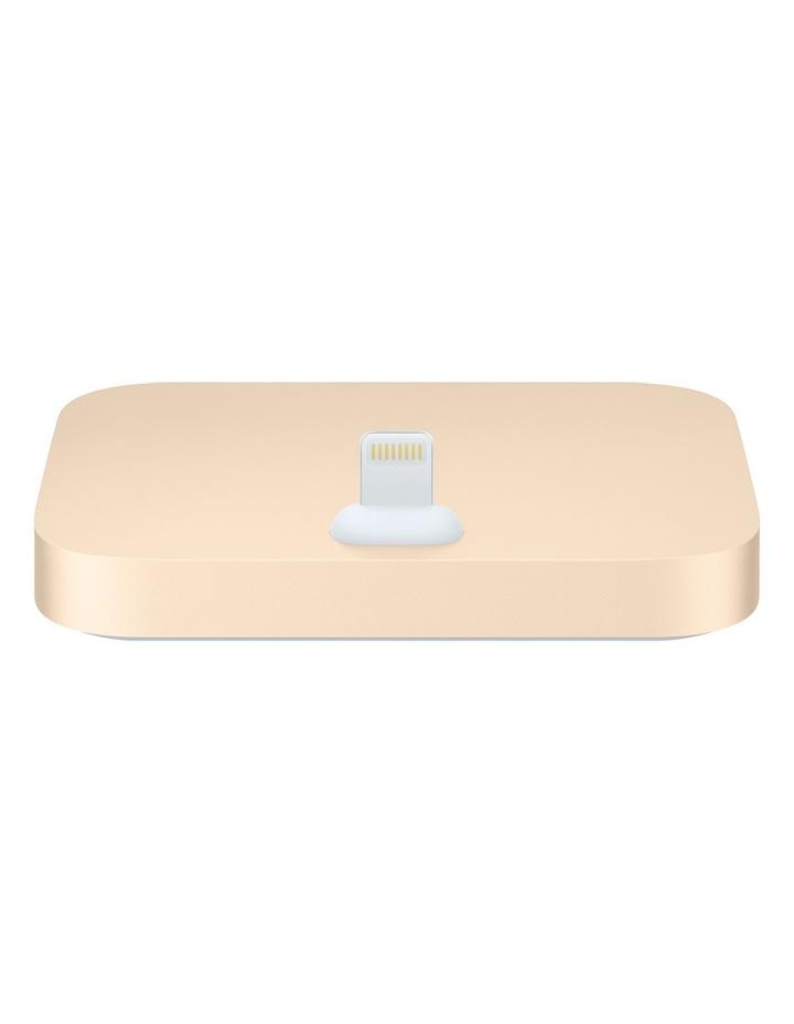 iPhone Lightning Dock - Gold image 1