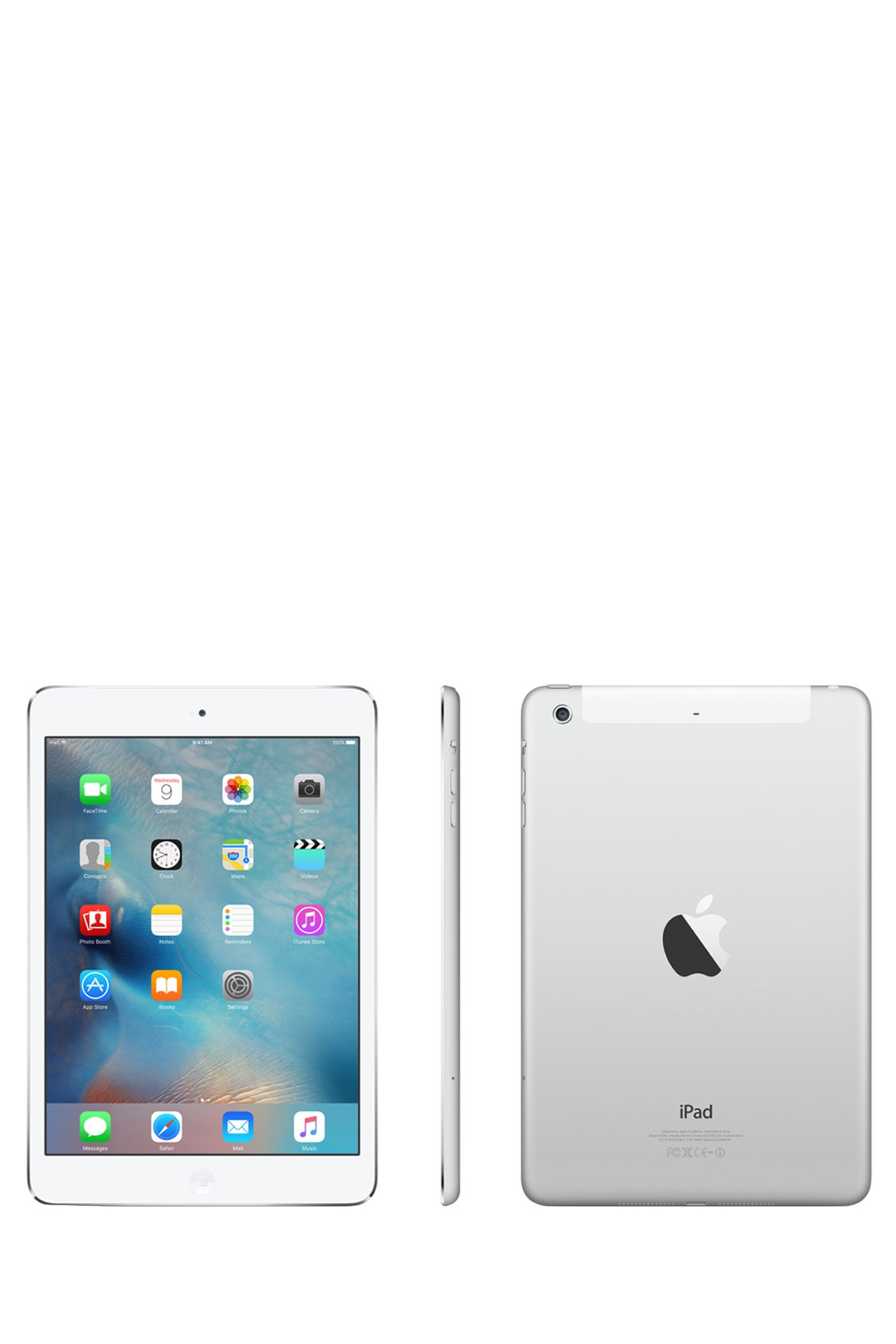 Apple Ipad Mini Retina Display 32gb Wifi And Cellular Silver Me824b Cell With Wi Fi Lte Myer Online Categoryname Details 2 Has A Beautiful 79