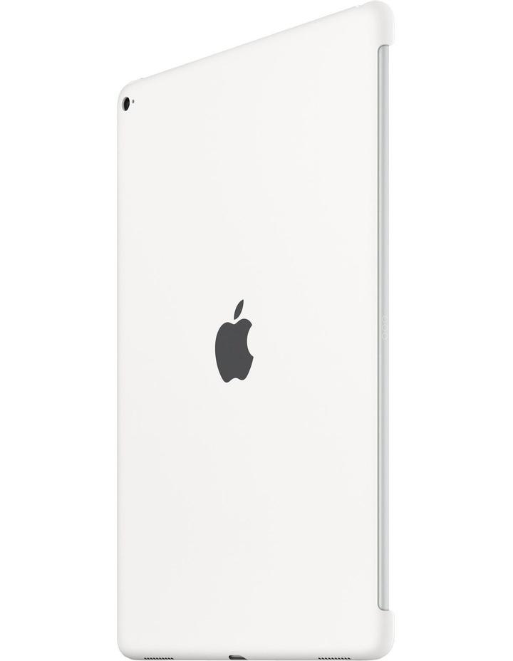 iPad Pro 12.9in Silicone Case White MK0E2FE/A image 1