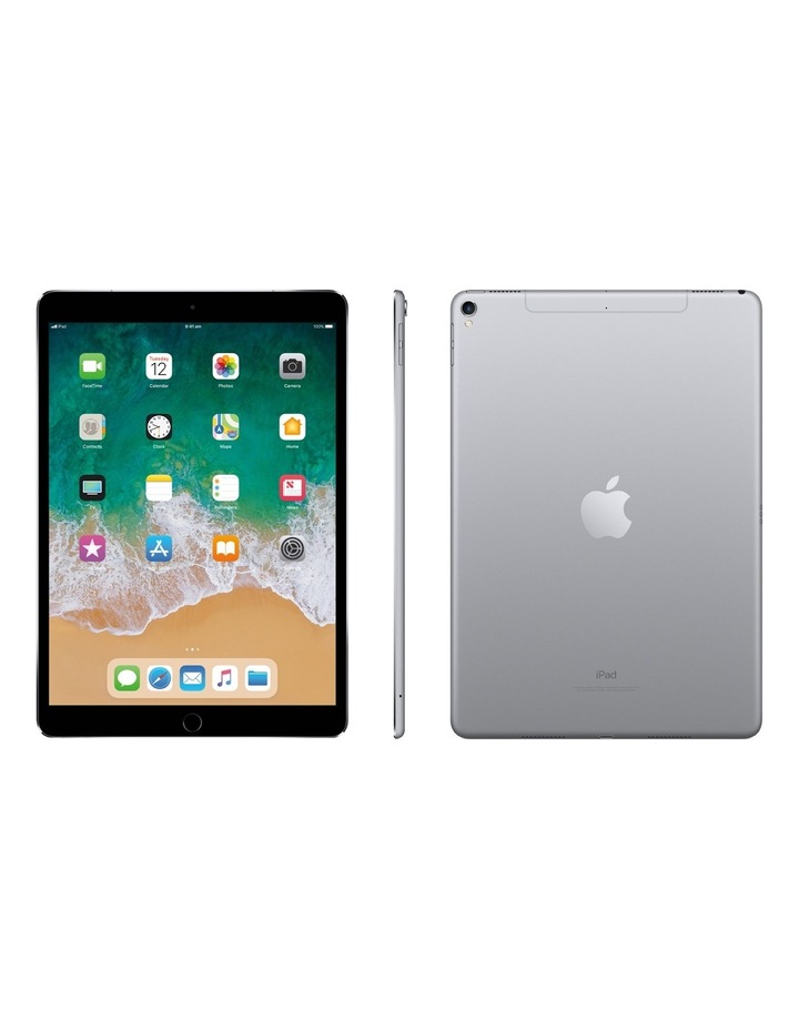 iPad Pro 10.5 inch Wi-Fi   Cellular 64GB - Space Grey image 2