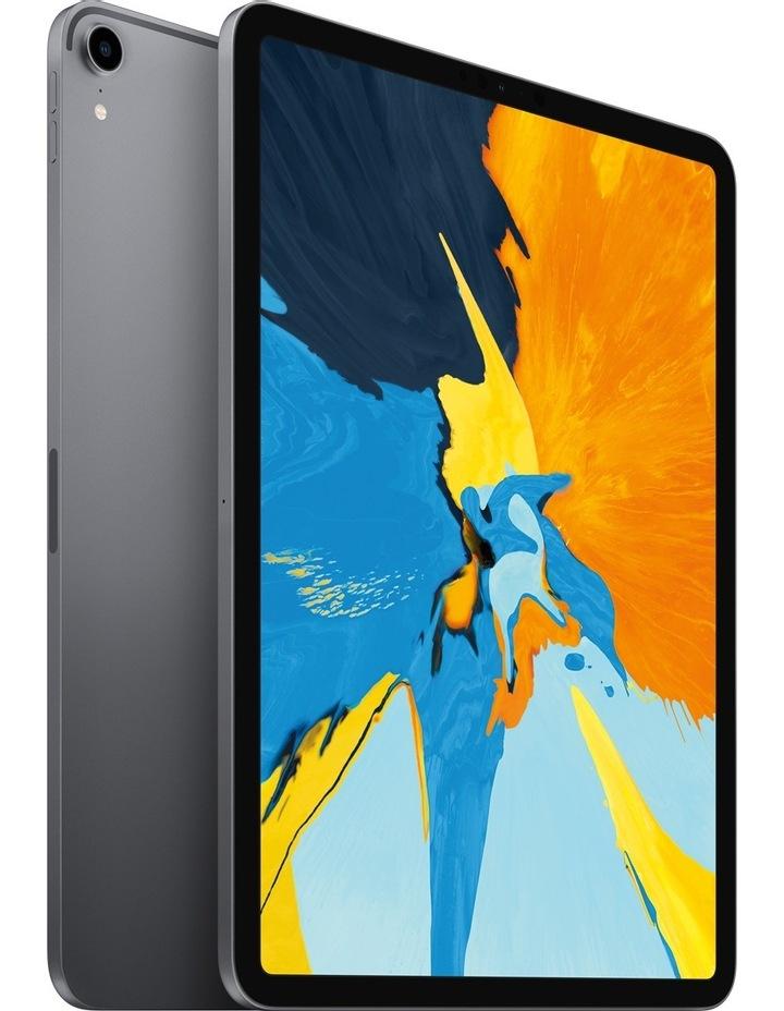 iPad Pro 11-inch Wi-Fi 64GB Space Grey image 1