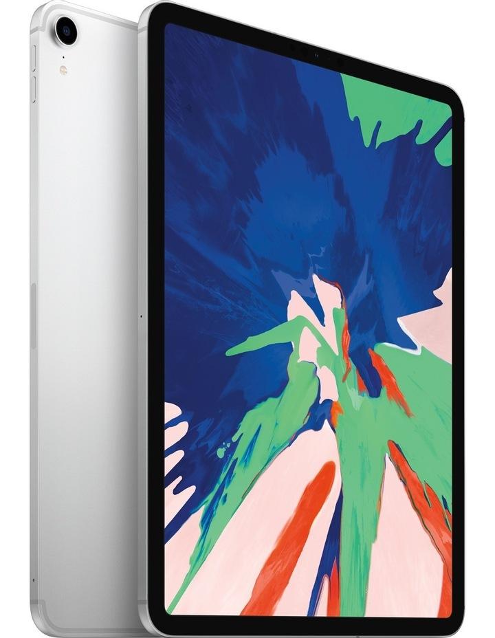iPad Pro 11-inch Wi-Fi   Cellular 64GB Silver image 1