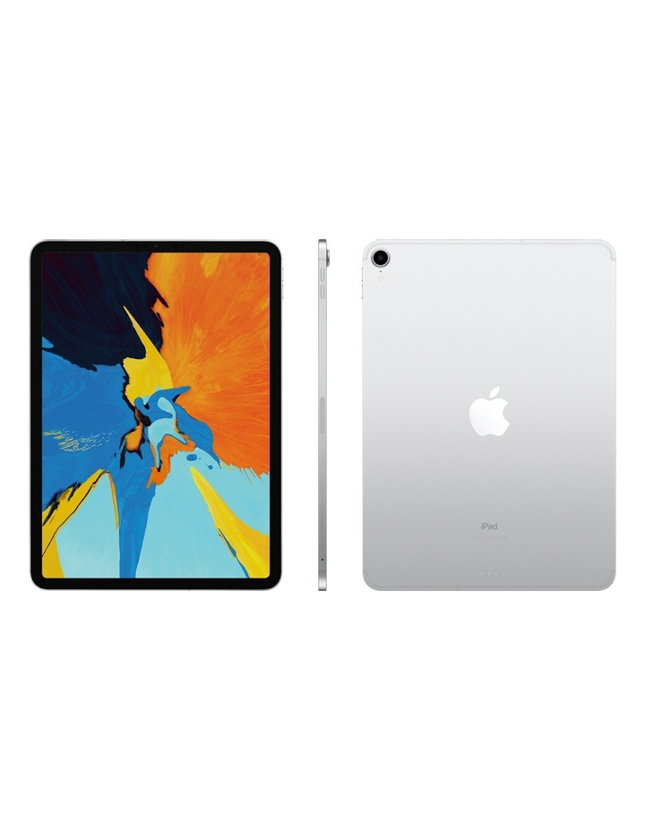 iPad Pro 11-inch Wi-Fi   Cellular 64GB Silver image 2