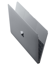 Apple - MacBook 12 inch 256GB - Space Grey
