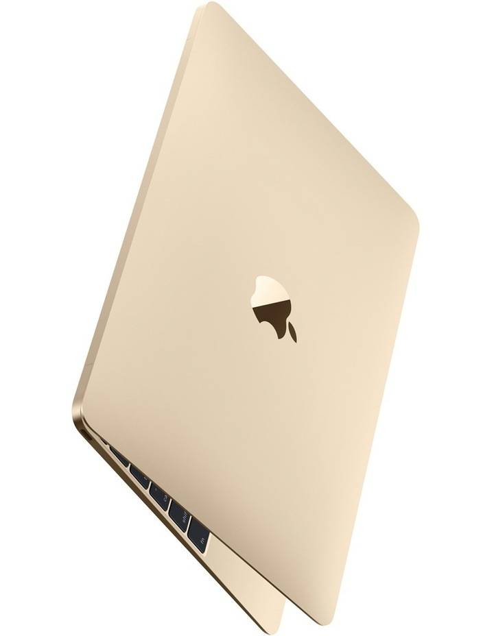 MacBook 12 inch 256GB - Gold image 3