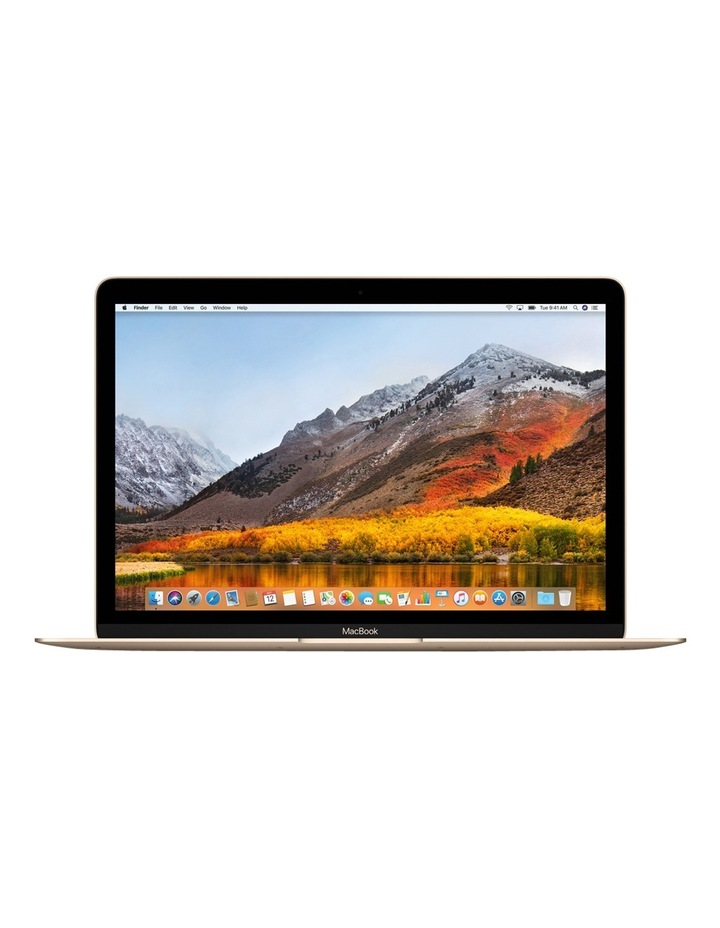 Macbook 12 inch 512GB - Gold image 1