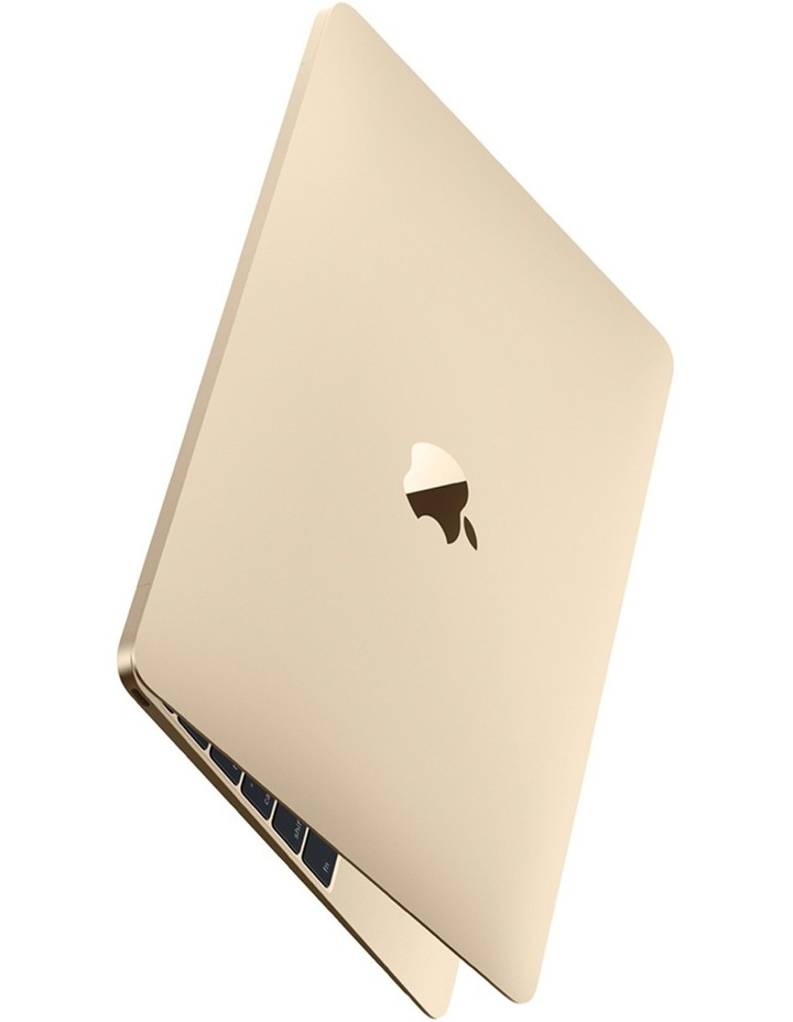 Macbook 12 inch 512GB - Gold image 3