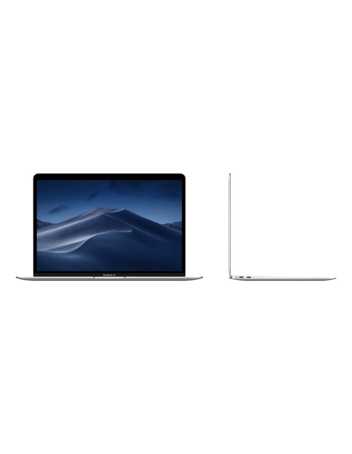 MacBook Air 13-inch with Retina display 128GB Silver image 2