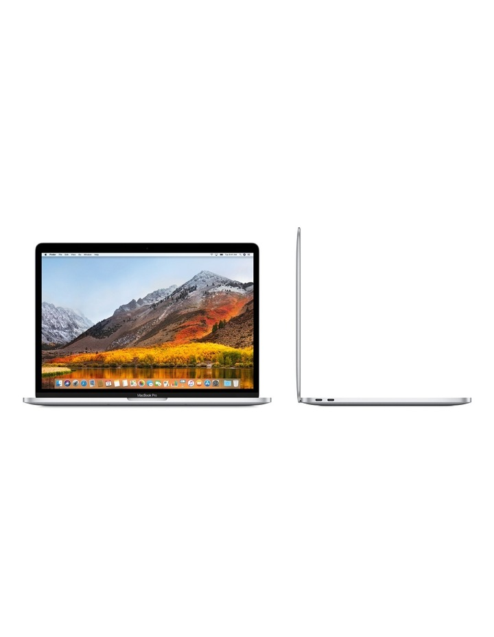 MacBook Pro 13-inch with Touch Bar 512GB Silver image 2