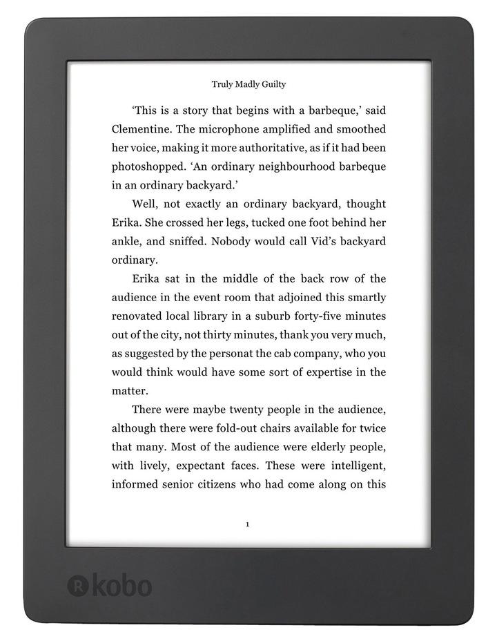 Aura H2O Edition 2 eReader image 1