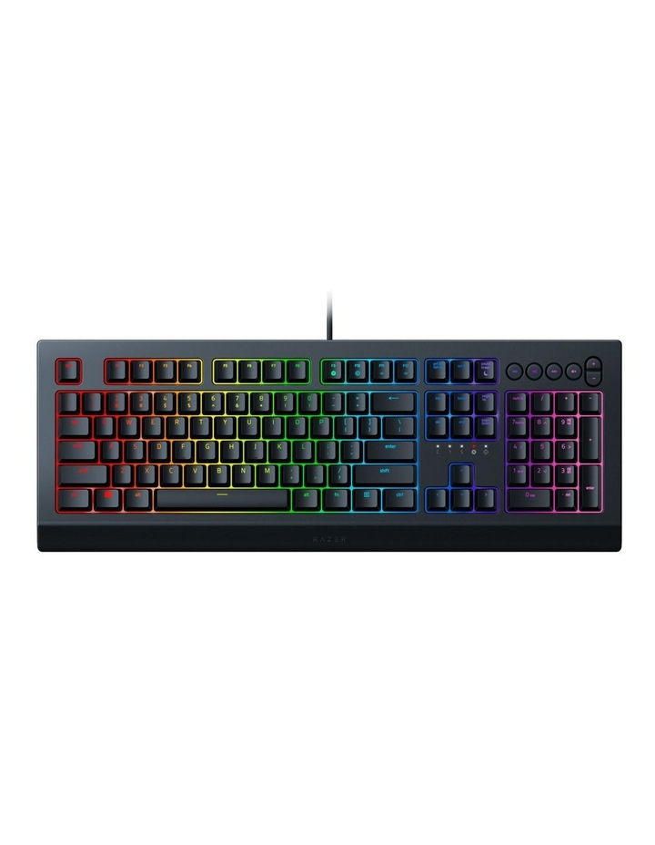 Cynosa V2 - Chroma RGB Membrane Gaming Keyboard - US Layout FRML image 1