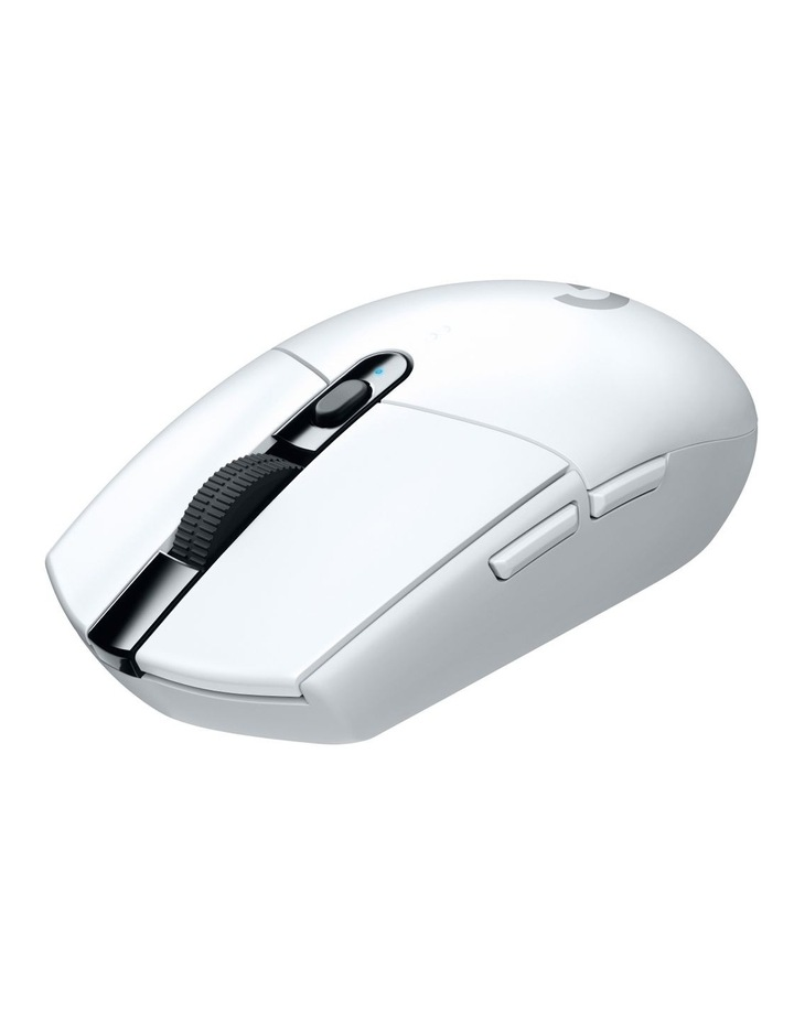 Logitech G305 White Wireless Gaming Mouse image 1