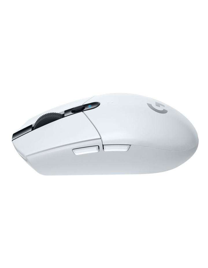 Logitech G305 White Wireless Gaming Mouse image 2
